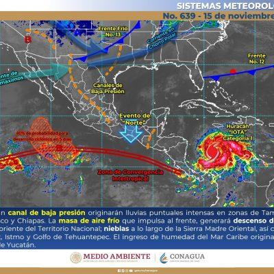 Aprovecha: será un domingo de buen tiempo en Yucatán