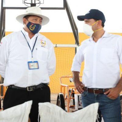 Reciben productores yucatecos apoyos para reactivar el campo