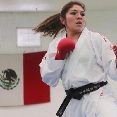 Lupita Quintal está muy fortalecida y le apunta a los Juegos de Tokio