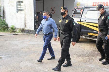 Estrena director la Policía Municipal de Umán
