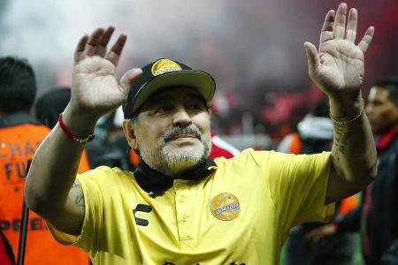 Muere Diego Armando Maradona, el mítico 10 de Argentina