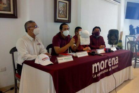 Mario Mex, firme en la presidencia estatal de Morena