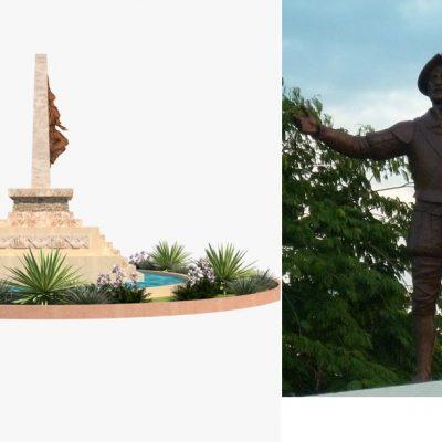 Los conquistadores ya no estarían solos en Montejo: tendrían compañía indígena
