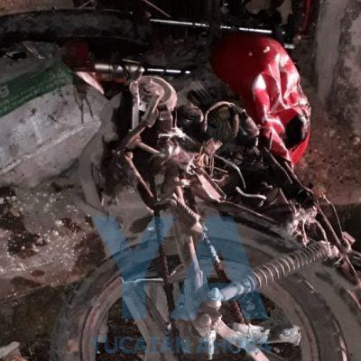 Yucatán, entre los 10 estados con más lesionados en accidentes de tránsito