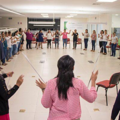 Garantizan a mujeres de Yucatán una vida libre de violencia