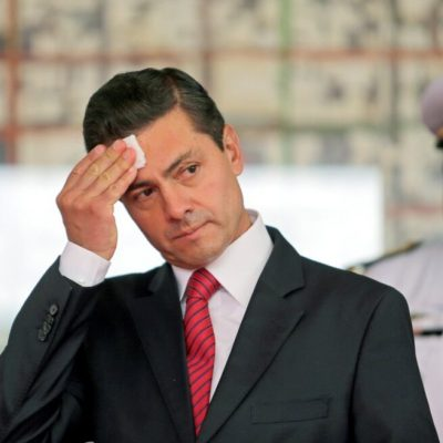 FGR acusa a Peña Nieto de ser líder criminal y traidor a la patria