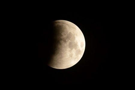 Eclipse penumbral de Luna en Yucatán, el lunes 30