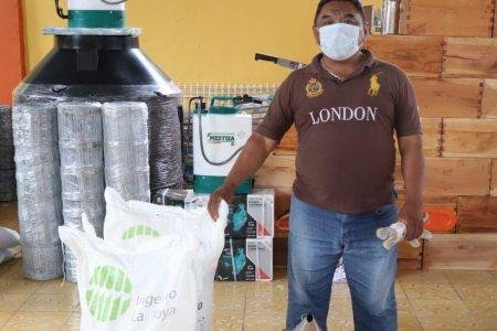 Más apoyos al campo para reactivar la economía y el empleo en Yucatán