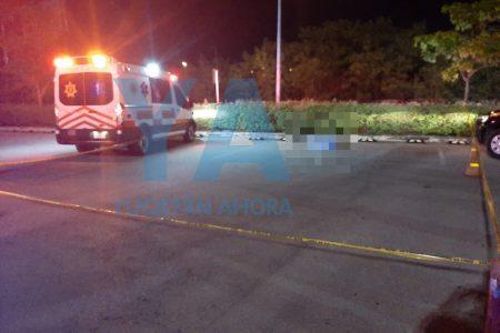 Fallece deportista en el estacionamiento de Plaza El Patio