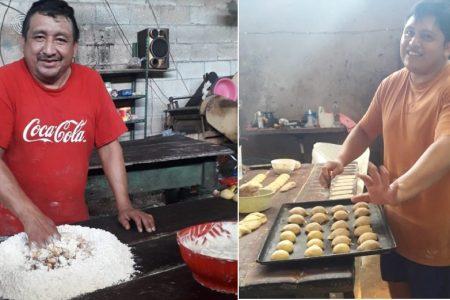 La única panadería que sobrevive al Covid-19 en sureño municipio de Yucatán