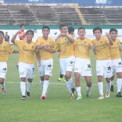 Los Venados FC Cantera saldan juego pendiente en la Tercera División
