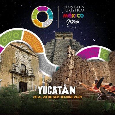 Nueva fecha para el Tianguis Turístico 2021: del 26 al 29 de septiembre
