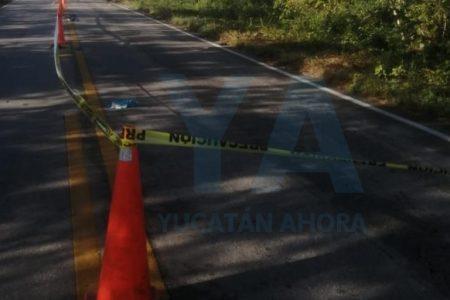 Trágico accidente en la carretera Mérida-Puerto Juárez: fallece una joven