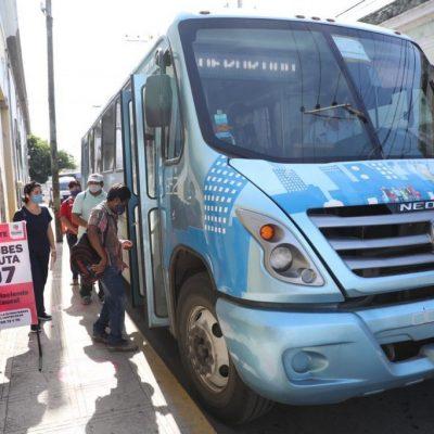 Respaldo de empresarios del transporte al gobernador Mauricio Vila