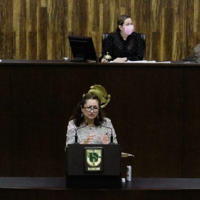 Diputada yucateca propone que el gobierno pague por daños causados por baches