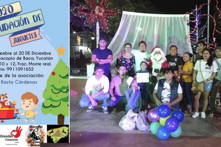 Súmate a los Grandes Corazones: dona un juguete y regala una sonrisa en esta navidad