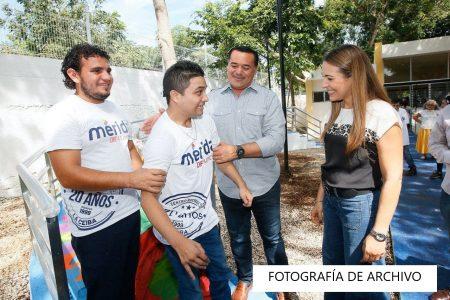 Impulsan integración de las personas con discapacidad en Mérida