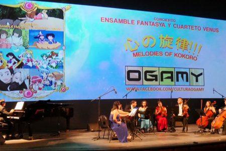 Música de anime y videojuegos sonará por Cultura en Línea