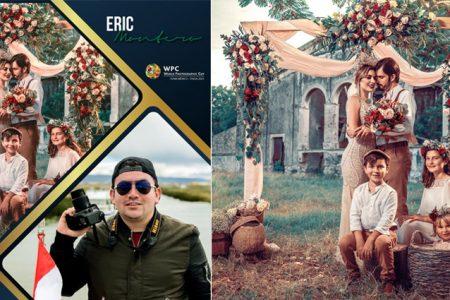 El yucateco Eric Montero pasa a la Copa Mundial de Fotografía en Roma