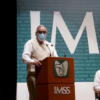 IMSS ha aplicado casi siete millones de vacunas contra la influenza estacional