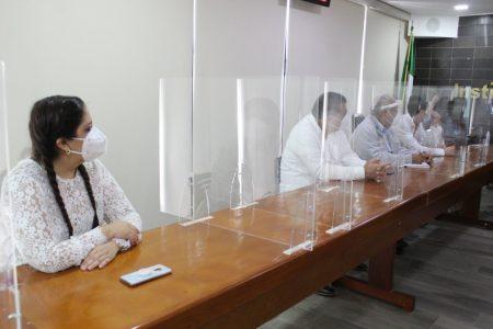 'Vacunan' el proceso electoral para que no sea víctima de Covid-19