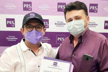 Herbé Rodríguez Sahuí quiere ser candidato a la alcaldía de Mérida por el PES