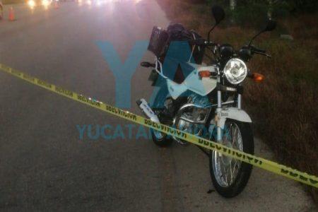 Fallece al ser atropellado por una moto en el Periférico