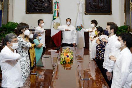 Entregan el Premio Ayuntamiento de Mérida a la Cultura Ciudadana 2020