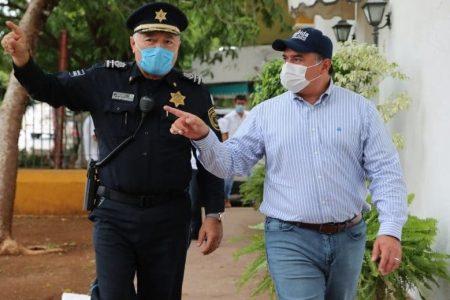 Mérida se mantiene como referente de seguridad a nivel nacional