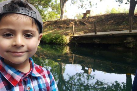 Un niño con vocación y talento