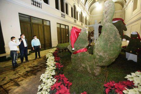 Fomentan en Mérida una Navidad amigable con el medio ambiente