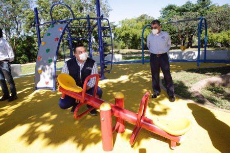 Mérida, con mejores espacios públicos para las familias