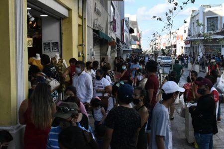 En Mérida, el 60% de los contagiados por Covid-19