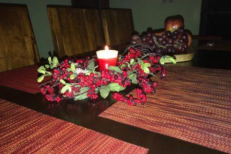 Frente frío 23 deja a oscuras a muchos yucatecos en Nochebuena