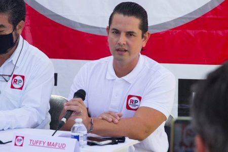 Tuffy Mafud buscará la candidatura de Redes Sociales Progresistas a la alcaldía de Mérida