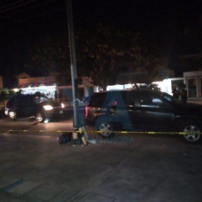 Accidente con saldo de una persona fallecida, en Francisco de Montejo