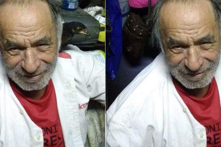 Desde Veracruz pide ayuda para encontrar a sus familiares en Yucatán
