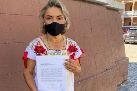 Renuncia al PRI Ave María Falla: será candidata de Movimiento Ciudadano en Motul