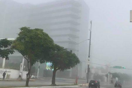 Se aproxima el frente frío 20, pero hoy será un día caluroso en Yucatán