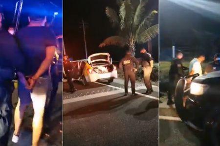 Capturan a yucatecos que fueron a asaltar en Campeche