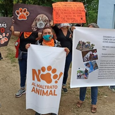 Disipan dudas sobre la operación del Centro de Control Animal de Mérida