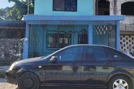 Mortal 'hamacazo' en Cinco Colonias