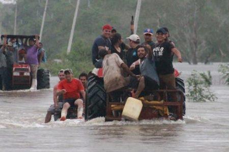 Paradoja climática en México: sequía pero también inundaciones