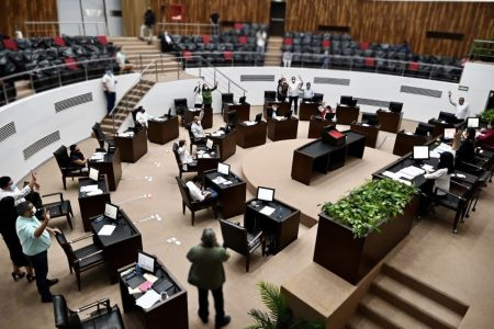 Congreso de Yucatán aprueba presupuesto 2021