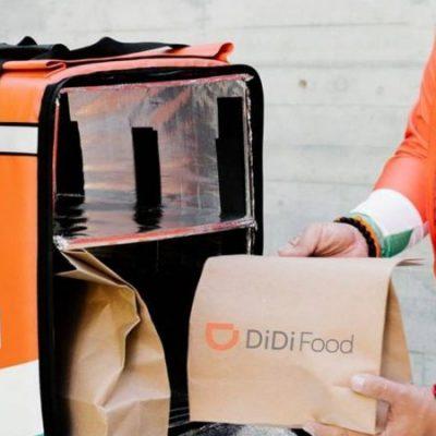 DiDi Food y Google hacen magia con dibujos de niños: los convierten en pedidos a domicilio