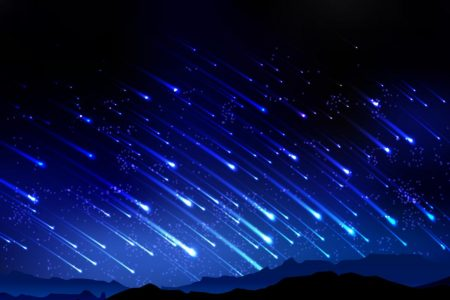 La Virgen tendrá un baño celestial: 'lloverán' mañana 75 meteoritos por hora