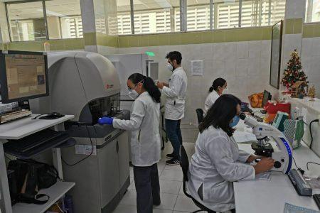 Laboratorio Clínico del Hospital O'Horán, entre los mejores del país