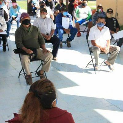 Familias de comisarías de Mérida ya tienen certeza jurídica de sus propiedades