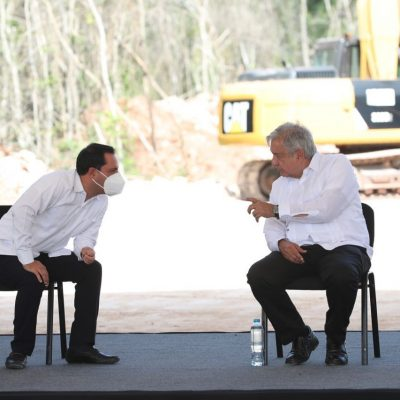 Mauricio Vila y AMLO revelan el secreto de su buena relación