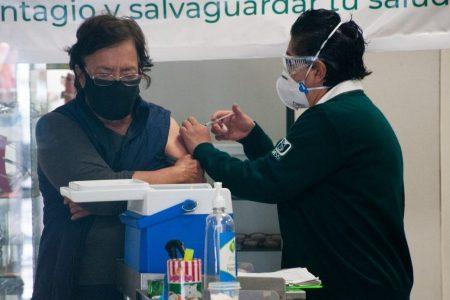 El IMSS ya aplicó casi seis millones de vacunas contra la influenza estacional